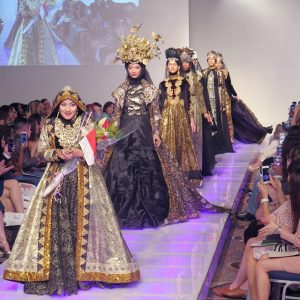 Anniesa Hasibuan 300x300 - Perkembangan Hijab Dari Sebagai Indentitas Sampai Menjadi Trend Fashion