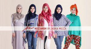 Zaskia Adya Mecca 300x162 - Perkembangan Hijab Dari Sebagai Indentitas Sampai Menjadi Trend Fashion