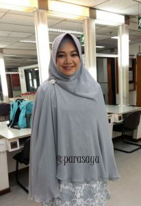 Hijab Syari dp 206x300 - Tetap Tampil Cantik Dengan Hijab Syar'i