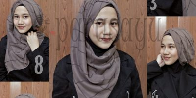Tutorial Hijab Remaja