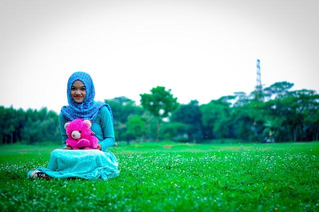 Trend Gaya Hijab