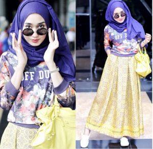 Cara Membuat Hijab Yang Cantik
