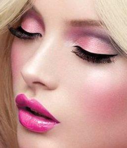 Mengkolaborasikan Makeup Dengan Pakaian