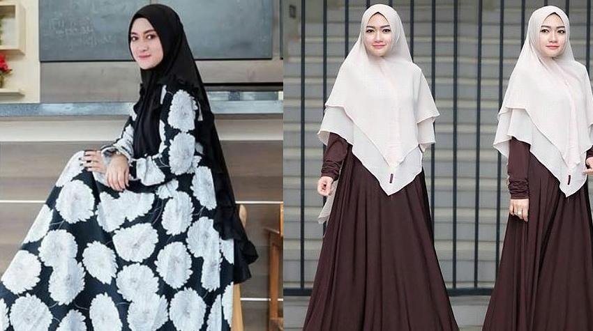 Tampil Cantik Dengan Hijab Syar'i Yang Modern