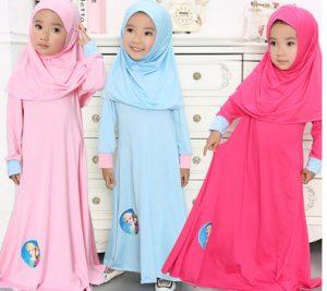 Trend Hijab Anak