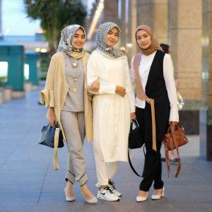Cara Fashion Hijab Casual