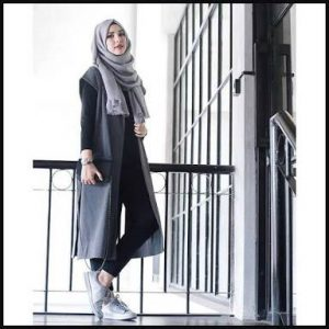 Fashion Hijab Casual Remaja
