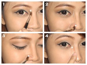 Makeup Natural Wanita Indonesia