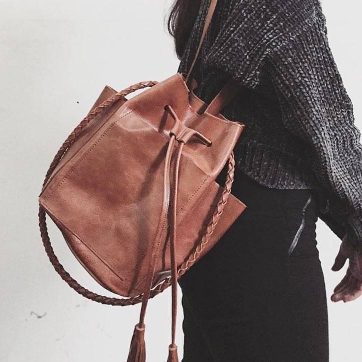 Kaynn from instagram - 10 Merk Tas Wanita Yang Bagus Buatan dalam Negeri Yang Sering Dikira Import