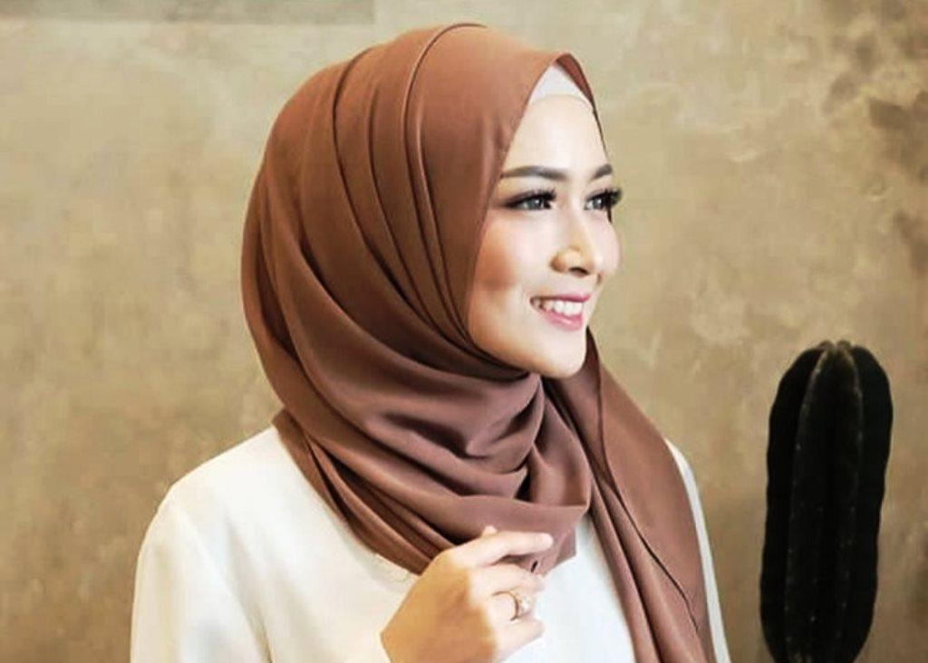 Anti Ribet 7 Tutorial Hijab Pashmina yang Mudah - Anti Ribet! 7 Tutorial Hijab Pashmina yang Mudah Ala Hijabers