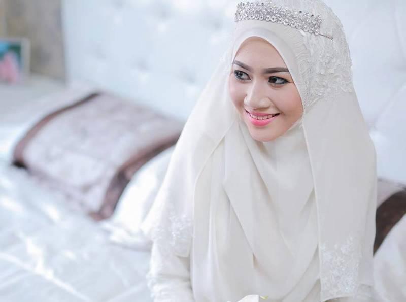 make up pernikahan muslimah