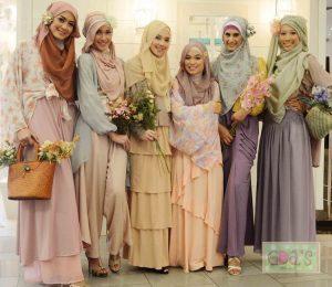 Ghaida Tsuraya 300x260 - Perkembangan Hijab Dari Sebagai Indentitas Sampai Menjadi Trend Fashion