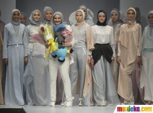 Zaskia Sungkar 300x222 - Perkembangan Hijab Dari Sebagai Indentitas Sampai Menjadi Trend Fashion