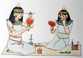 cleopatra makeup - Perkembangan Dunia Makeup Dari Masa Ke Masa Hingga Sampai Saat Ini