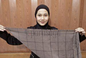 Langkah 1, Tutorial Hijab Remaja Masa Kini
