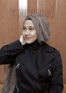 Langkah 4, Tutorial Hijab Remaja Masa Kini