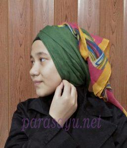 Hijab Gaya Turban