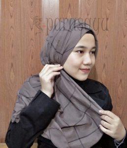 Langkah 5, Tutorial Hijab Remaja Masa Kini