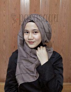 Langkah 8, Tutorial Hijab Remaja Masa Kini