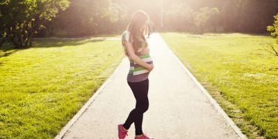 Tubuh Ibu Hamil Muda