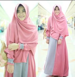 Tips Hijab Syar I Untuk Kuliah Agar Terlihat Lebih Cantik Dan Modis