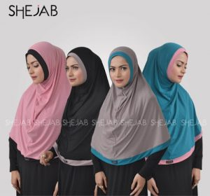 Hijab Syar'i Yang Modern