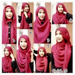 Hijab Syar'i Dan Modis