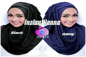 Trend Hijab Instan Terbaru
