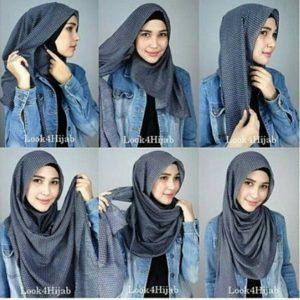 Trend Hijab Anak Remaja
