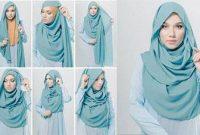 Hijab Syar'i Untuk Pesta