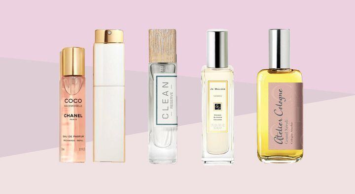 6. Parfum - 7 Barang Yang Wajib Ada Di Tas Wanita, Kalau Tak Ada Bikin Ribet