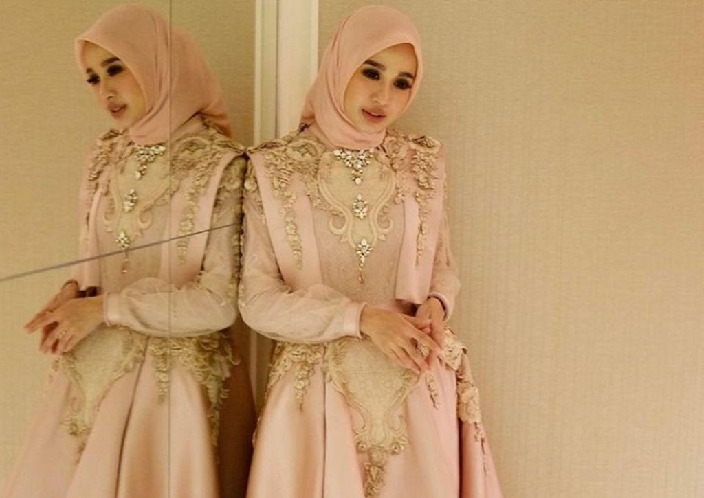 Pas Banget Ini 5 Tutorial Hijab Pesta Yang Simple - Pas Banget! Ini 5 Tutorial Hijab Pesta yang Simple