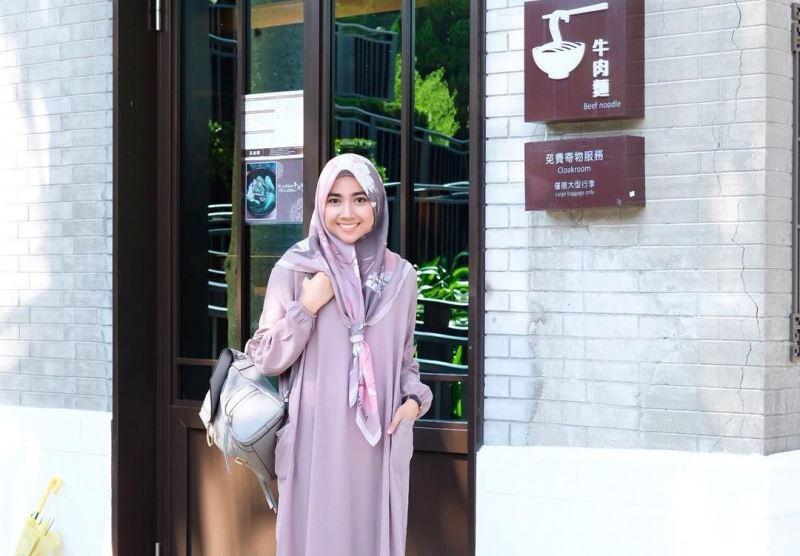 tutorial hijab yang simpel dan mudah