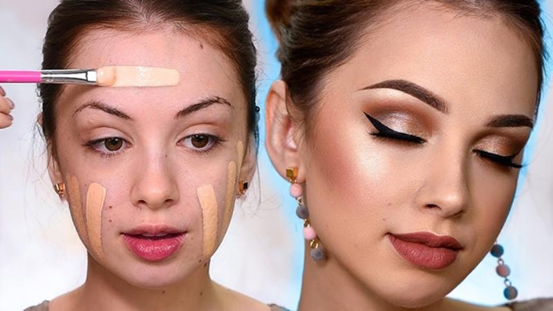 Cara Makeup ke Pesta Pernikahan yang Simpel Anggun nan Elegan - Tampil Cantik Dengan Makeup Natural Untuk Kulit Sawo Matang