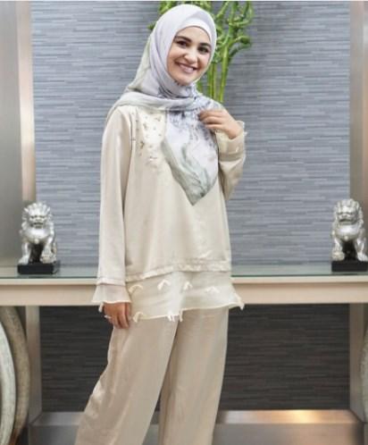 5 Tutorial Hijab Segitiga Yang Gampang Parasayu Net